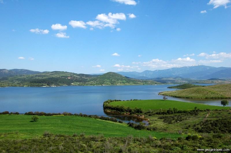 Bayramiç Barajı Yarımada