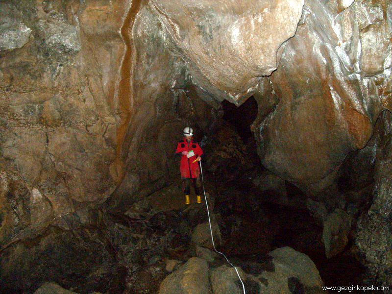 Soğucak Mağarasında Ölçüm