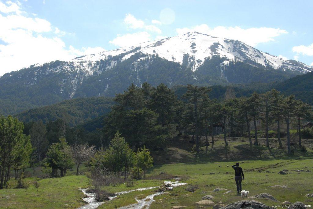 Beyşehir, Dedegöl Dağları